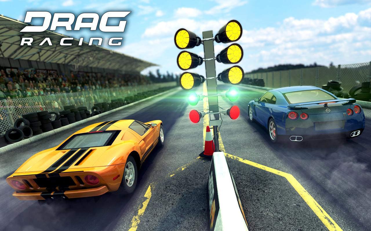 Drag Racing Android game app