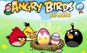 Get Angry Birds Seasons android game app free