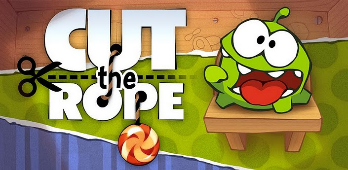 Cute the Rope game app