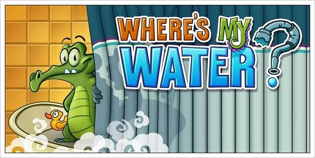 where is my water