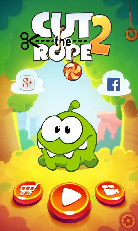 Cut The Rope На Windows