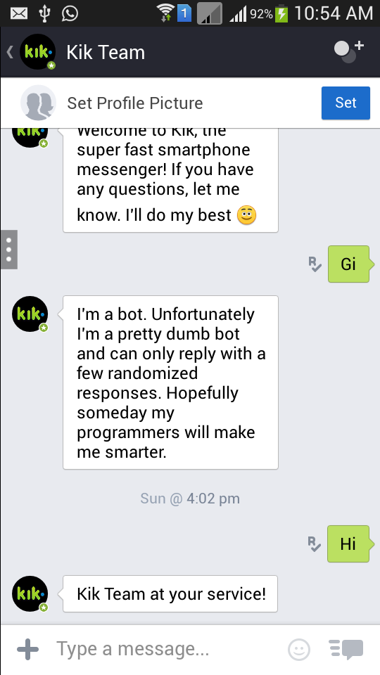 Kik for Desktop